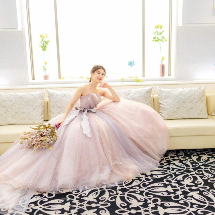【花嫁人気NO.1】<br/>最新ドレス試着体験&絶品スイーツ付フェア